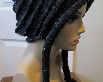 Knitted Winter Pom Pom Hat
