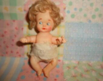"Vintage Baby Doll-5"" Long-1966 E-W Prod. Inc."