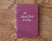 travel journal // hard bo...