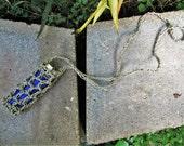 Hemp Lighter Pouches~Handmade, crocheted ~ Natural Color