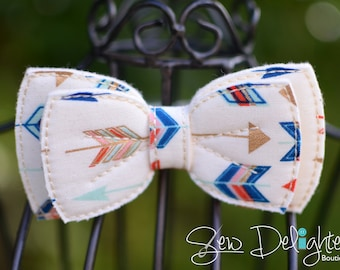 Arrow Infant/Child Bow Tie
