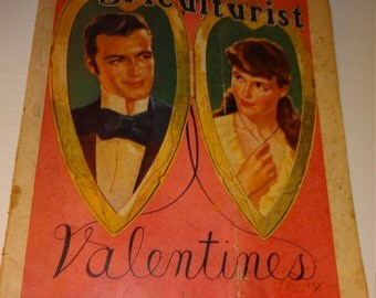Southern Agriculturalist 1940 Valentines Edition, Advertising