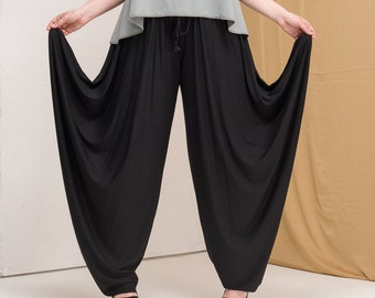 Plus Size Harem Boho Hippie Pants