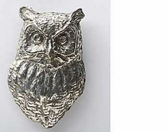 Great Horned Owl Head - Refrigerator Magnet - B065M,BC065M,BP065M