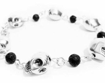 APOLLON men's beaded Bracelet-16017