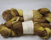Lemon Creme Beyond XL 80/10/10 MCN fingering weight extra length yarn