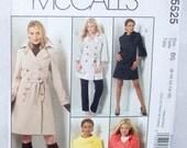 McCall's Women's Coat Pattern 5525-Size 8 thru 16