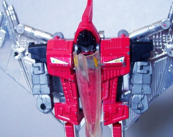 Vintage G1 Transformers Swoop Dinobot Figure PERFECT Beak