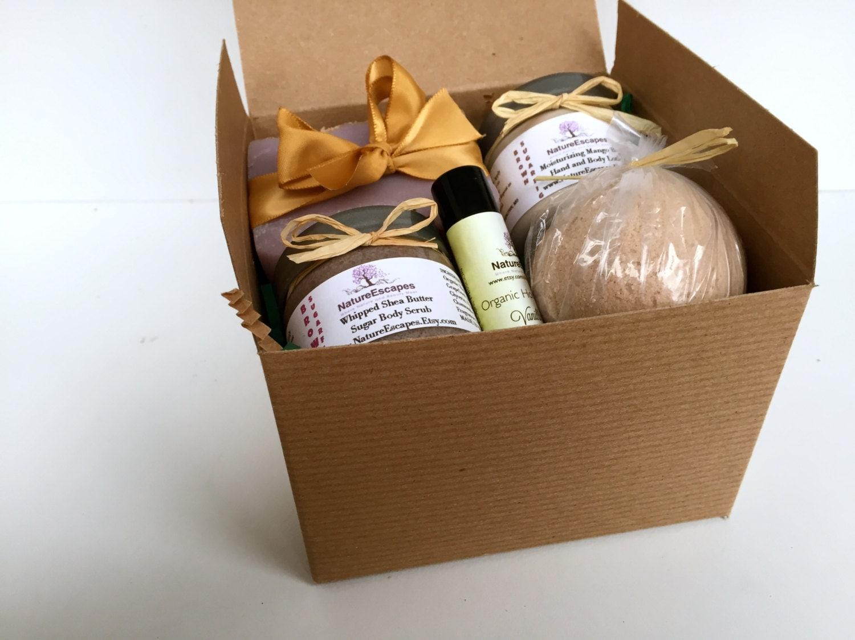 Spa Gift Set March Birthday Gift New Mom Bath Set Teacher