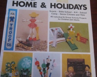 Crafts for Home and  Holidays