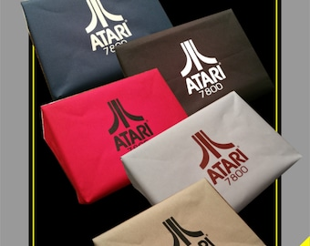 Atari 7800 system dust covers