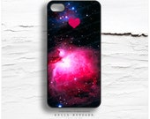 iPhone 7 Case Nebula Heart iPhone 7 Plus iPhone 6s Case iPhone SE Case iPhone 6 Case iPhone 6s Plus iPhone iPhone 5S Case Galaxy S6 Case T43