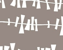 Drake in Flannel Grey - Glimma collection - Windham Fabrics - Fat Quarter, Half Yard, or More