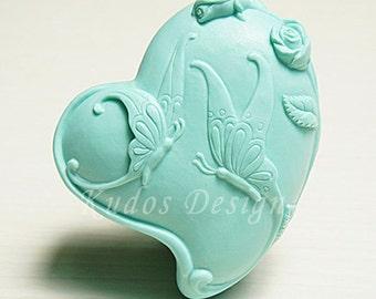 HR017 Intimate Love Soap Mold, soap mold, silicone soap mold (Kudos Design, Kudosoap) Taiwan