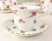 "Royal Albert, Richmond "" Rose Time "" Tea Duo"