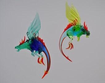 e36-992 Standing Dragon Multi