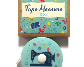 Retractable Tape Measure