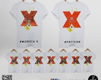 MonstaX Trespass Tshirt