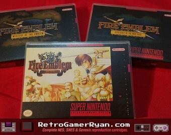 Fire Emblem Series Bundle (Super NES Reproductions)