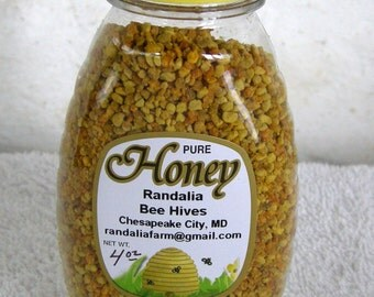 Randalia Bee Hives Bee Pollen