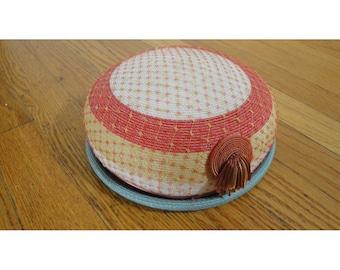 1960s Mod Hat