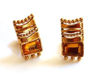 Clip on earrings JEAN LOUIS SCHERRER