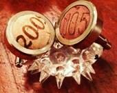 11th Wedding Anniversary Gifts for Husband 2005 Vintage Wine Cufflinks - Eleven Year Anniversary Gift for Husband - Wine Anniversary Gift