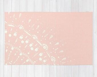 light pink area rug pink area rug light pink rug pink nursery rug