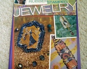 Rubber Stamped Jewelry, Softcover book by Sandra McCall