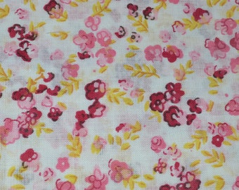 Fabric- Floral Whimsy