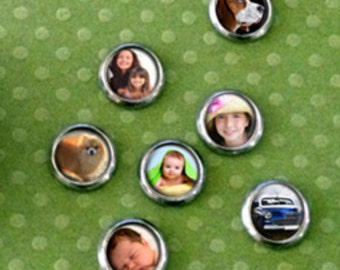 Custom Photo Charms