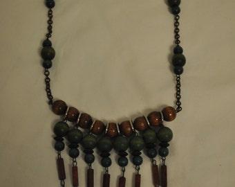 Norwegian Wood Necklace