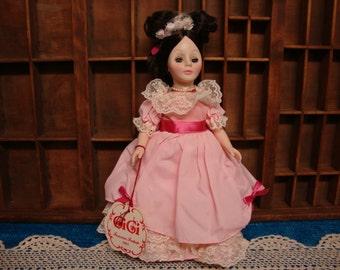 Effanbee GiGI Femme Fatale Doll