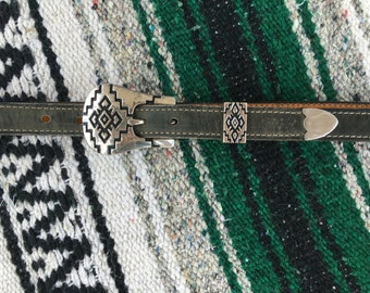 Vintage western belt size 34 SALE MUST GO