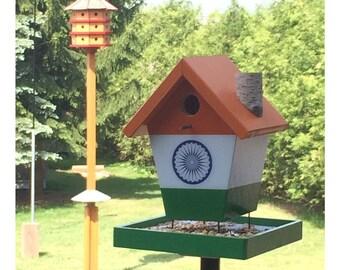 India Bird Feeder