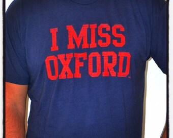 I MISS OXFORD