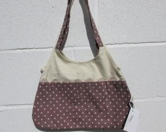 Fabric handbag 175