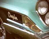 1962 Chrysler Newport - Original Fine Art Photograph (vintage automobile, classic cars, 1960's, masculine)