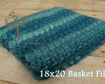 Layering Blanket / Basket Filler RTS