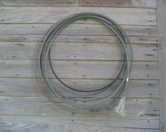 Lonestar Rope Lasso * Cowboy Cowgirl Lariat * Western Rope * Farm Decor