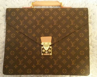 50% OFF-Gorgeous Louis Vuitton Briefcase -NEW - USE Coupon Code '50OFF'