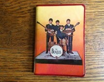 Vintage Beatles 1965 Pocket Diary