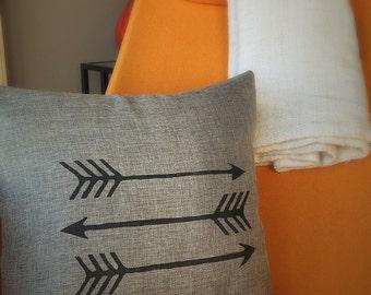 Triple Arrow Pillow Case