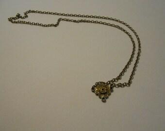 "12"" vintage necklace"