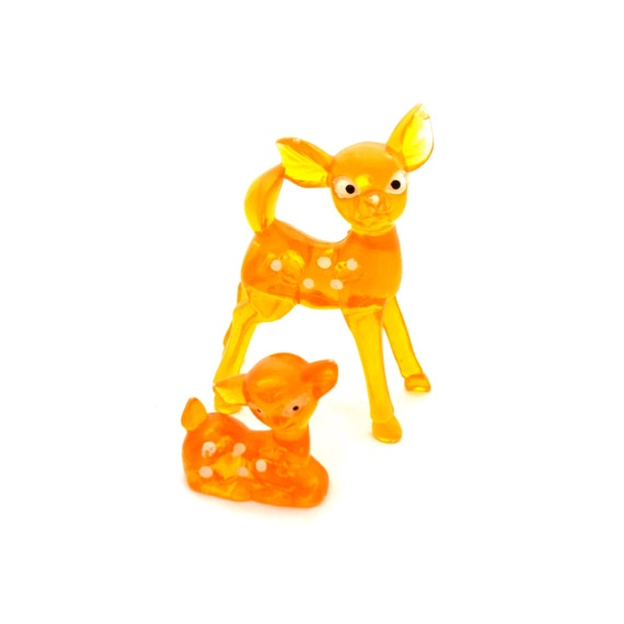 Sale Babycham Deer And Fawn