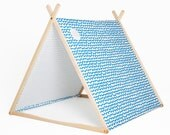 Blue Waves Wonder Tent