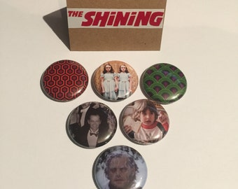"The Shining 1"" Pin Pack"
