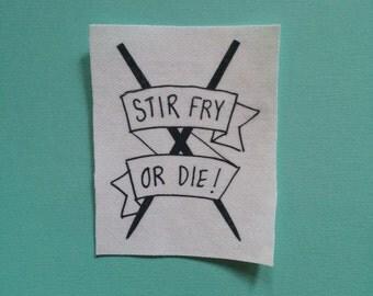 Stir Fry or Die Patch