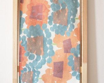 tea towel - dots hana pxb -