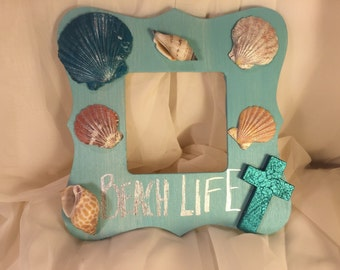 Frame, Beach Life picture frame